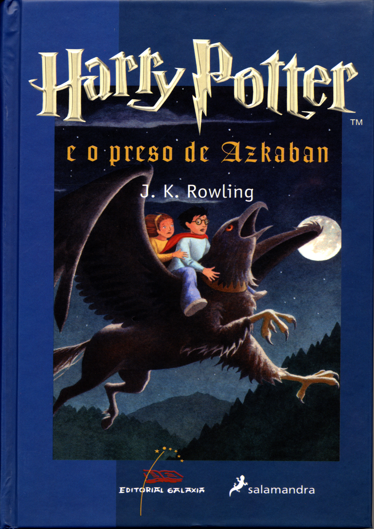 harry potter e o preso de azkaban